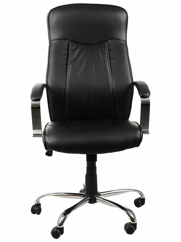 Office armchair ZH-9152/T/PU/BLACK FOPOL