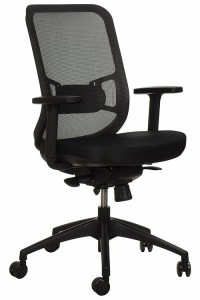 Swivel office chair GN-310/GREY with seat sliding system