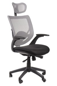 Office armchair KB-8904/GREY - swivel chair