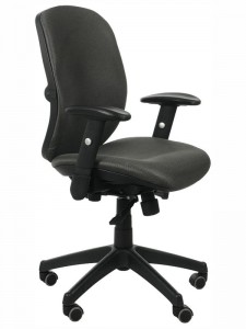 Office armchair KB-912/B/GRAPHITE - swivel chair