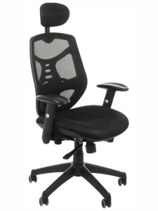 Office armchair KB-8905/BLACK - swivel chair