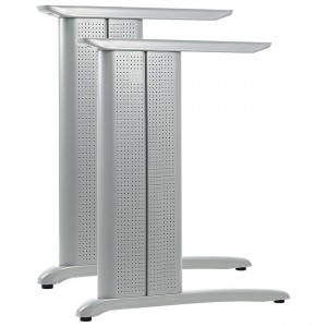 Steel desk frame CD-A (legs), 2 colours