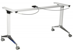 Aluminum tiltilng desk and table frame - NY-A105