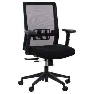 Office chair RIVERTON - mesh backrest, different colours