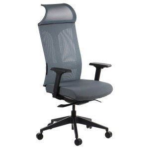 Office armchair RYDER/GY - swivel chair