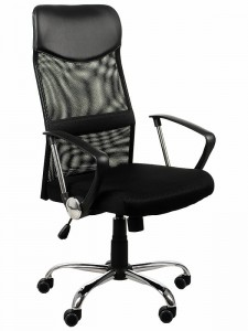 Office armchair ZH-935/BLACK - swivel chair