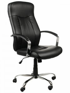 Office armchair ZH-9152/T/PU/BLACK