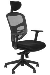 Office armchair  HN-5038/GREY - swivel chair