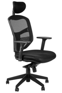 Office armchair  HN-5038/BLACK - swivel chair