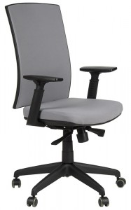 Office armchair KB-8922B/GREY - swivel chair
