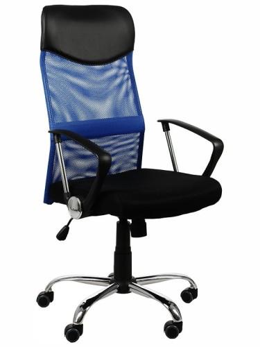 Terrific Office Armchair Zh 935 Blue Swivel Chair Unemploymentrelief Wooden Chair Designs For Living Room Unemploymentrelieforg