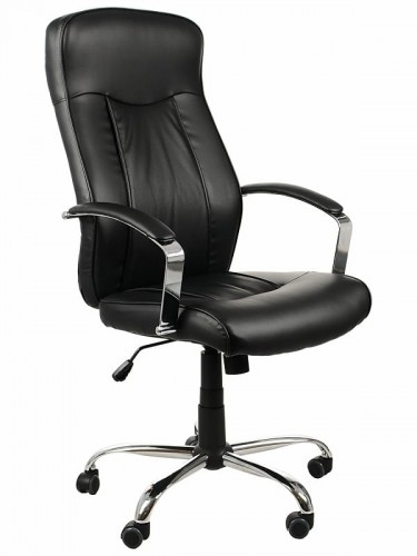 Office Armchair ZH 9152/T/PU/BLACK