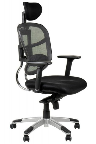 Office armchair HN-5018/GREY - swivel chair FOPOL